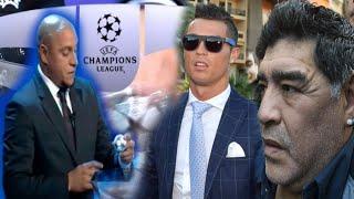 ¿Hubo TRAMPA en el SORTEO de la CHAMPIONS? | CRISTIANO le RESPONDE a PIQUÉ | Maradona duda de Messi