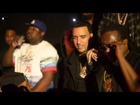 Young Blacc x French Montana x Club Playhouse Hollywood
