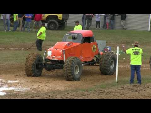 """The Pit"" at Virginia Motor Speedway MUD BOG 10/13/18  Pro Mod A and B"