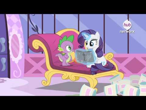"""My Little Pony — S04E23 Clip №3 """"Inspiration Manifestation"""""""