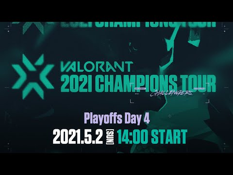 VCT Stage 2 - Playoffs Day 4