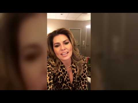 Shania Twain - Shania Now Release Day...