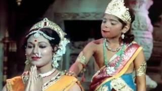 Mahabali Hanuman Scene 2/18 - Hanuman swallows Sun