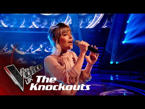 Molly Hocking's 'Human' | The Knockouts | The Voice UK 2019