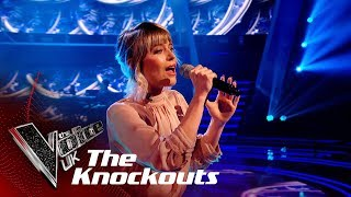 Molly Hocking's 'Human' | The Knockouts | The Voice UK 2019 Video