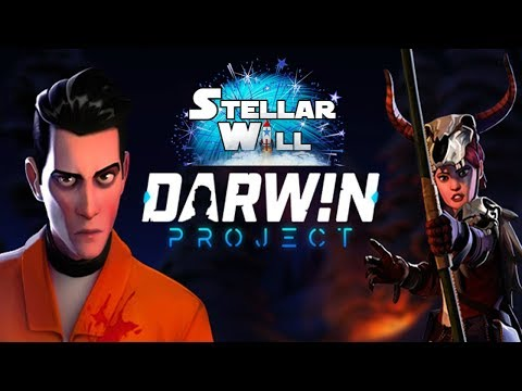 Darwin Project (PC) // Early Release HYPE!! // Trying to Stay Warm and Alive!!