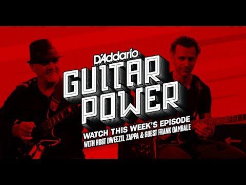 Frank Gambale - Guitar Power