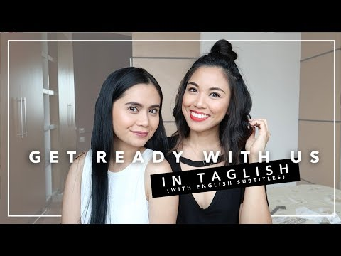 GET READY WITH US! (in Taglish w/ subtitles) | First Impressions w/ Anna Cay | beautybitten