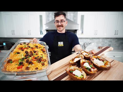 making super bowl appetizers