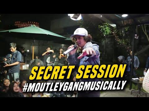 Aku Rindu Secret Session, Behind The Scene! #MoutleyGangMusically