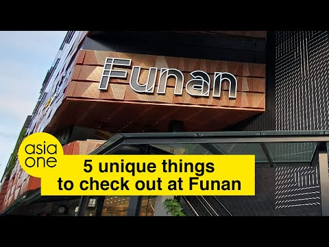 14 free (or really cheap) things you can do at the new Funan