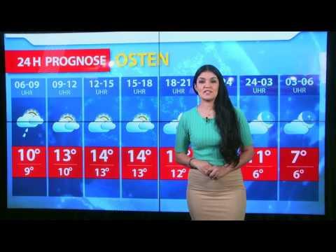 OE24.TV - Das Wetter Heute Für Österreich (20.03.2017)