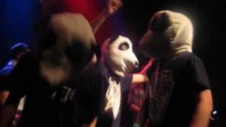 Frittenbude Pandabär - live Köln  30.04.09