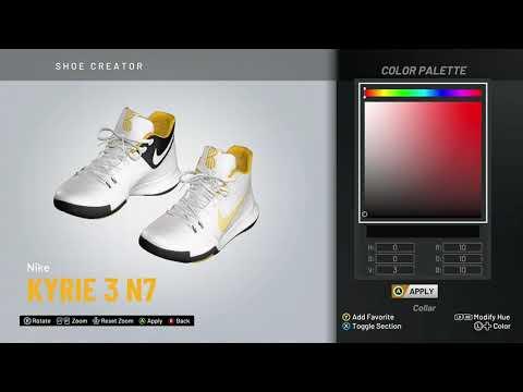 shoe creator app