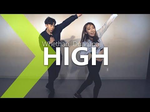 Whethan, Dua Lipa - High / K-LUCY Choreography .