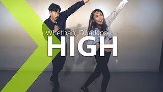 Download lagu Whethan, Dua Lipa - High / K-LUCY Choreography .
