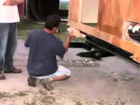 Como hacer una caravana youtube - Como hacer un toldo casero ...