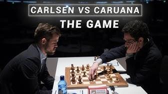 Carlsen vs Caruana | The Game 2019