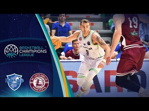 Dinamo Sassari V Lietkabelis – Highlights – Basketball Champions League 2019-20