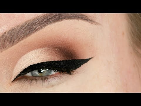 Eyeliner for Hooded Eyes 3 Different Ways