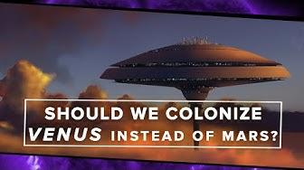 Should We Colonize Venus Instead of Mars? | Space Time | PBS Digital Studios