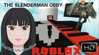 ROBLOX GAME THE SLENDERMAN OBBY !