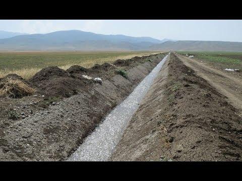 Будни приграничного села (Карабах)