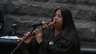 Cherokee Days 2017 - Native American Flute by Tommy Wildcat