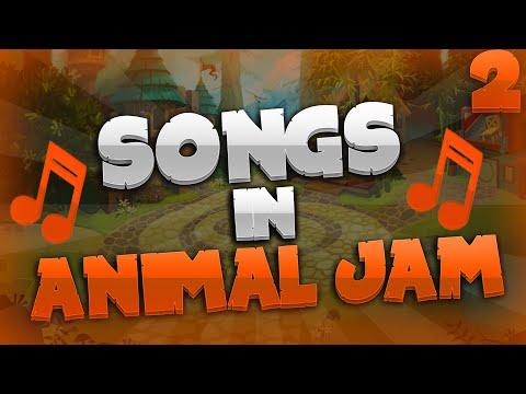 SONGS IN ANIMAL JAM 2!!
