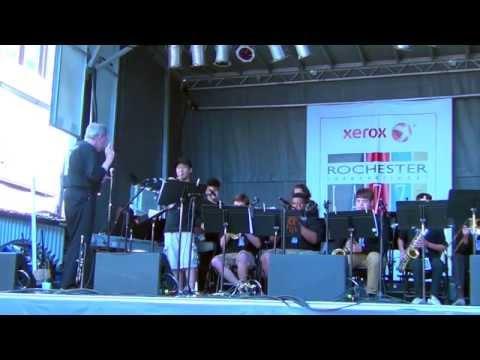 Mike Kaupa & The Harley School Jazz Band