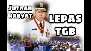 Video PECAH !! Jutaan Rakyat Tumpah ke Jalan HARU BIRU Lepas GUBERNUR NTB Tuan Guru Bajang (TGB) Pensiun download MP3, 3GP, MP4, WEBM, AVI, FLV September 2018