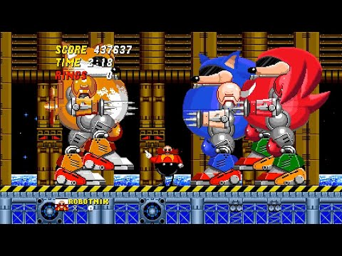 I thought this was Sonic 2! (HEROES edition)
