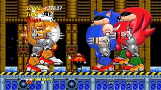 I thought this was Sonic 2 HEROES edition