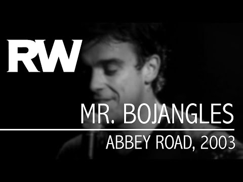 Robbie Williams | Mr. Bojangles | Live At Abbey Road 2003