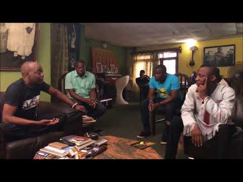OMOYELE SOWORE learns how Ras Kimono died as he visits Dede Mabiaku in Lagos. (Watch video)