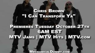 Download Chris Brown - I Can Transform Ya  Premiere MP3 song and Music Video