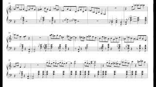 McCoy Tyner Passion Dance Transcription