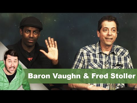 Baron Vaughn & Fred Stoller | Getting Doug with High