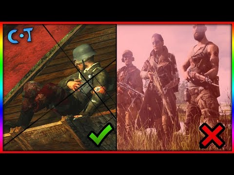 Call Of Duty WAW Is Better Than BF5
