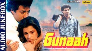 Gunaah - Audio Jukebox | Amit Kumar, Kavita Krishnamurthy | Superhit Hindi Film Music