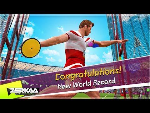 LONGEST DISCUS THROW EVER *WORLD RECORD* (London 2012)