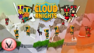 Cloud Knights Gameplay [PC]