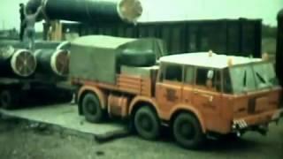 Tatra,n.p. Kopřivnice - Nástavby  na podvozcích TATRA