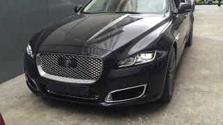 2017 Jaguar XJL 5.0 Liters V8 Supercharged Autobiography Review