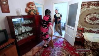 Армянскиий юмористический свадебный клип  Ары и Маринэ