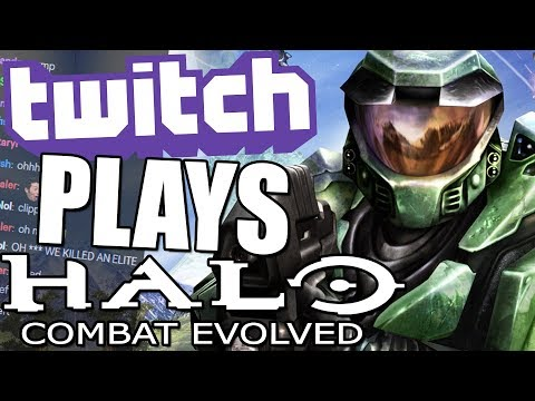 Can Twitch Chat Beat Halo Combat Evolved?