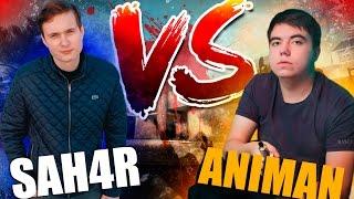 Сахар VS Анимэн [CS:GO]