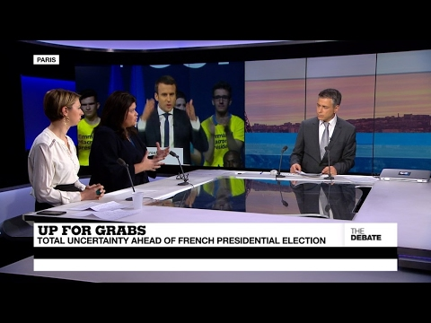 Up for grabs: Total uncertainty ahead of French presidential election (part 1)