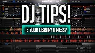 DJ TIPS! | WHERE I GET MY MUSIC | CRATE ORGANIZATION