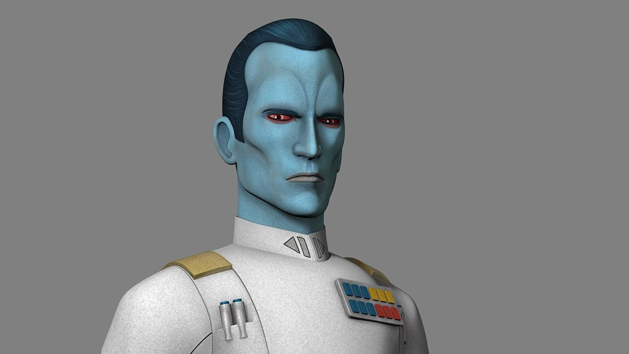 The Voices of GRAND ADMIRAL THRAWN